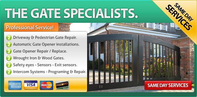Gate Repair Federal Heights CO